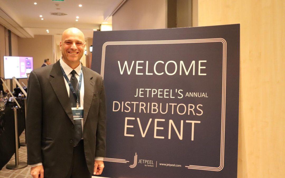 JetPeel's Annual Distributors Event