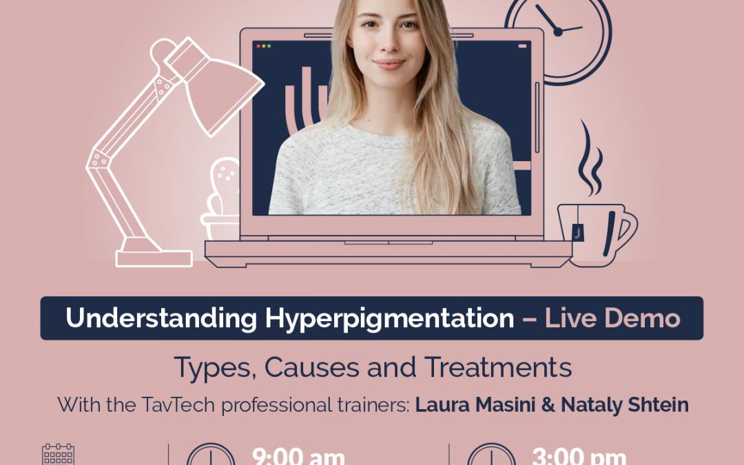 Understanding Hyperpigmentation Webinar