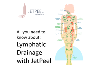 Learn about Lymphatic Drainage with JetPeel