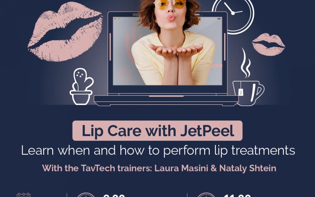 Lip Webinar