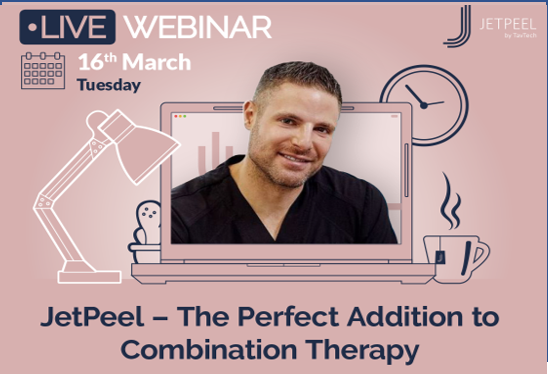 JetPeel  – The Perfect Addition to Combination Therapy – Dr. Roni Munk