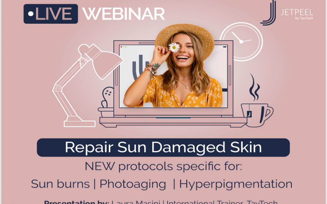 Repair Sun Damaged Skin
